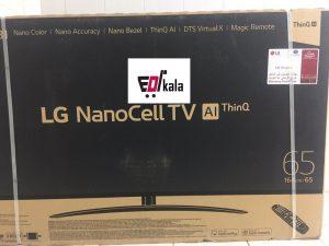 ال جی 65 اینچ _تلویزیون ال جی 65 اینچ مدل 8100