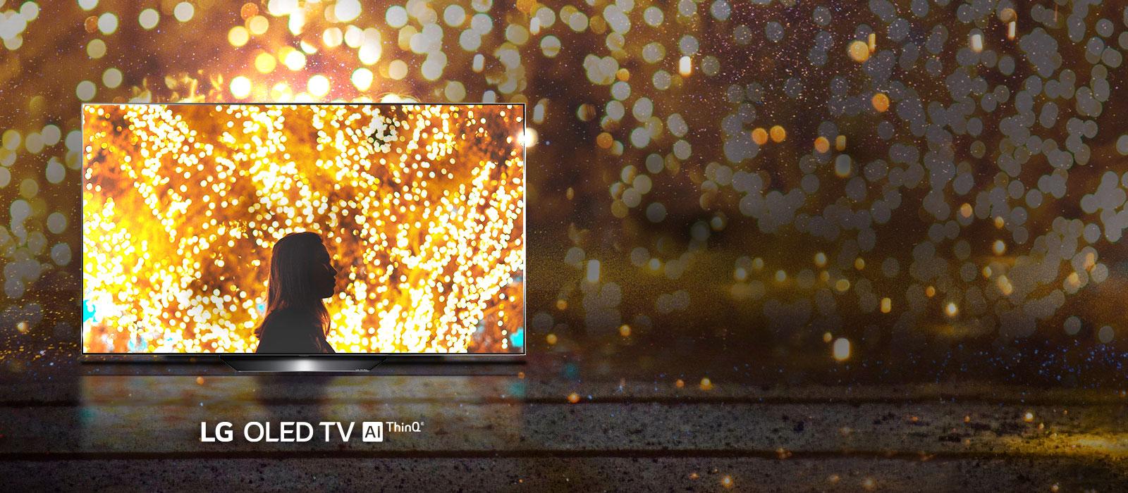 تلویزیون ال جی B755 OLED