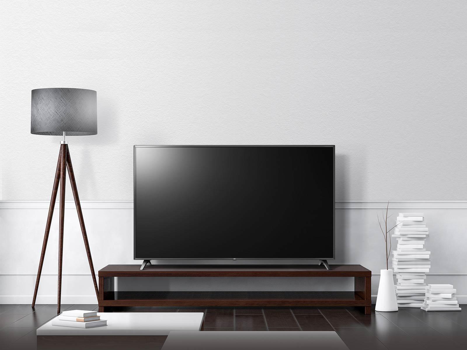 تلویزیون49 اینچ 4k ال جی مدل UM7340_ال جی 49 اینچ هوشمند