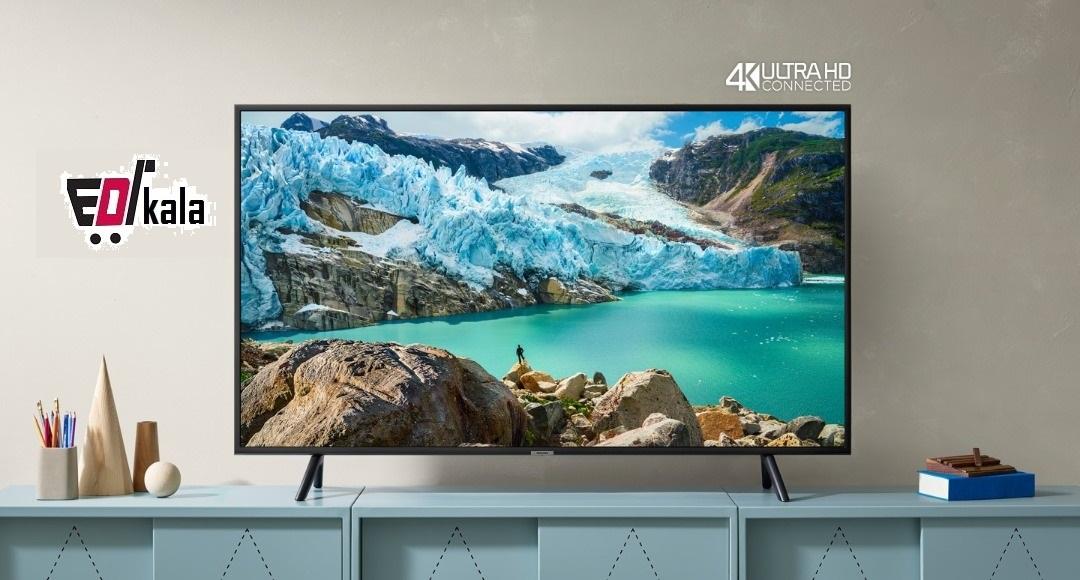 تلویزیون سامسونگ 43 اینچ مدل RU7100_سامسونگ43RU7100