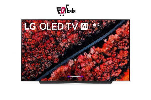 تلویزیون ۶۵ اینچ ال جی مدل c9