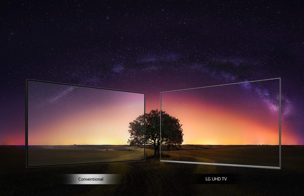 تلویزیون ال جی 55 اینج_ال جی مدل um7400