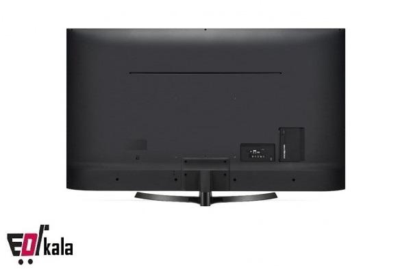 تلویزیون 55 اینچ ال جی مدل UK6400