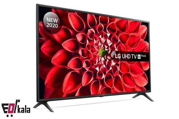 تلویزیون اسمارت 55 اینچ 4kال جی مدل 55un711