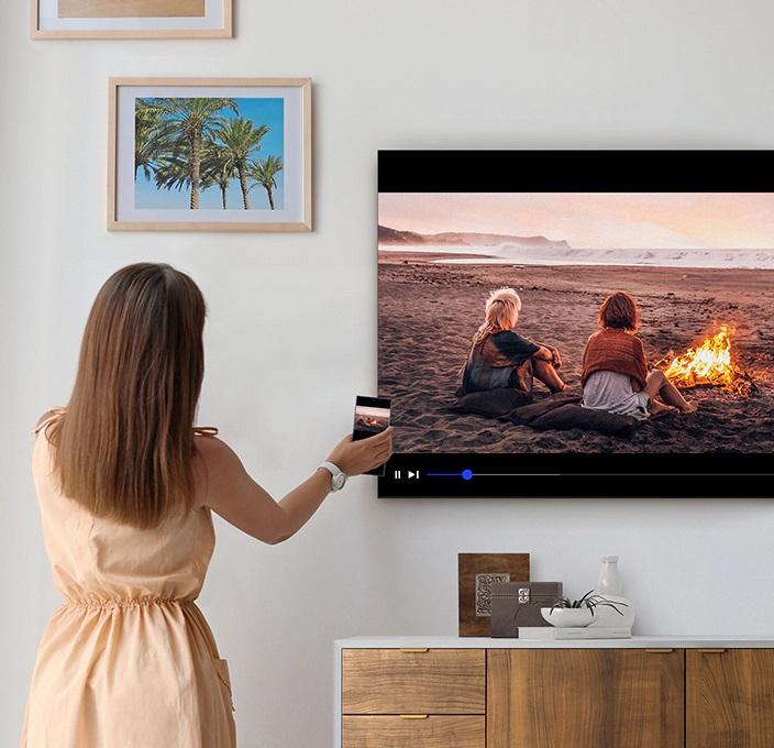تلویزیون 82 اینچ 4k سامسونگ مدل 82TU8000