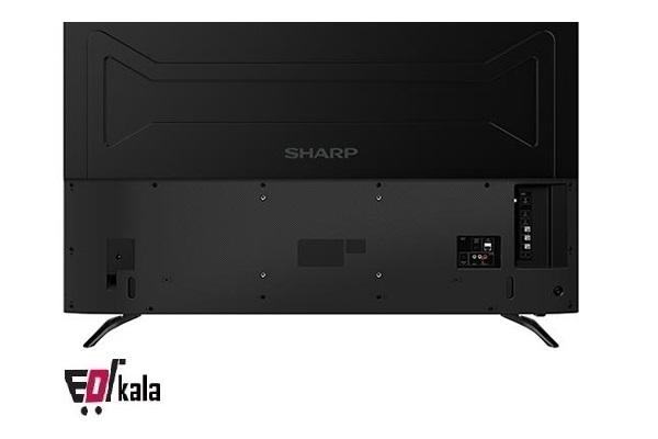 تلویزیون آندرویدی 70اینچ 4k مارک شارپ مدل 70bk1x